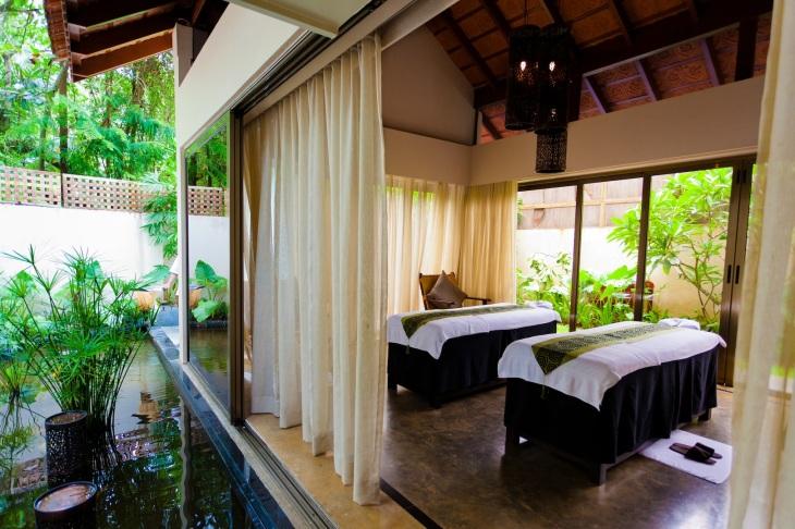 Alila Diwa Goa - Spa Alila - Ayurveda Treatment Room 8