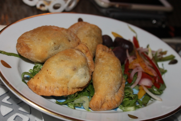 Cheese Samosa Dr Ali