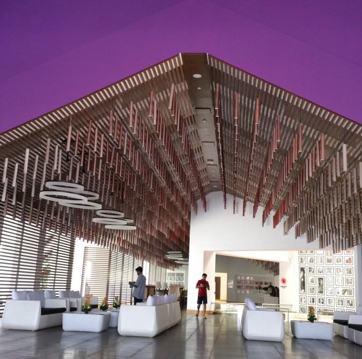 Goa PH Lobby designed by Gauri khan