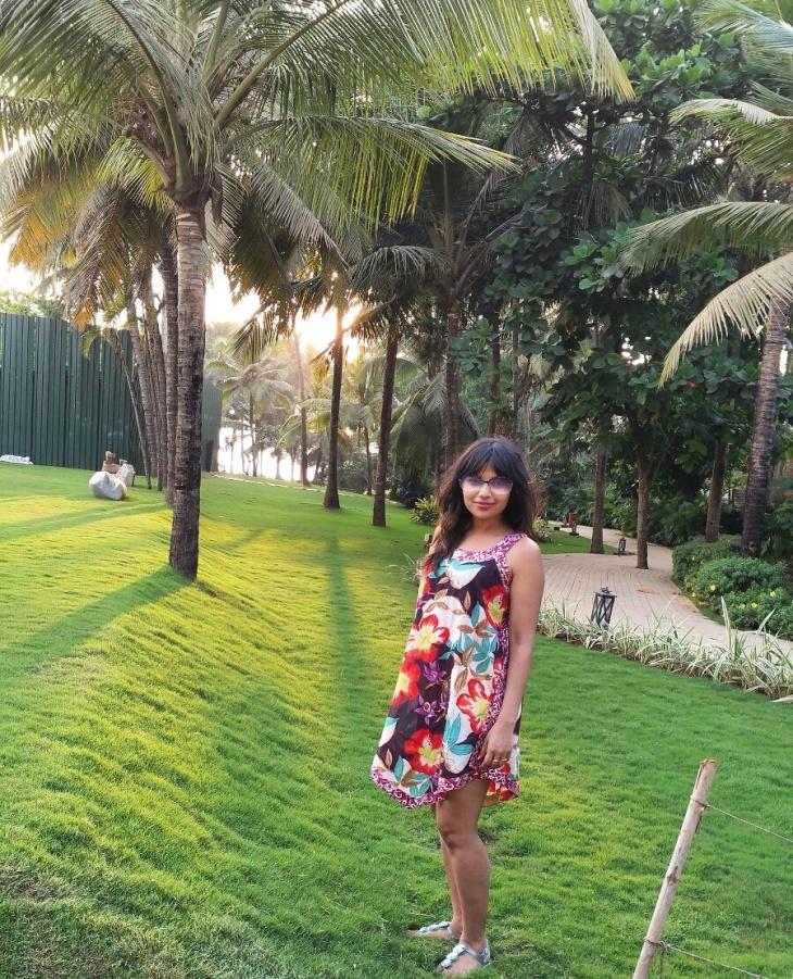 Goa PH Lush gardens