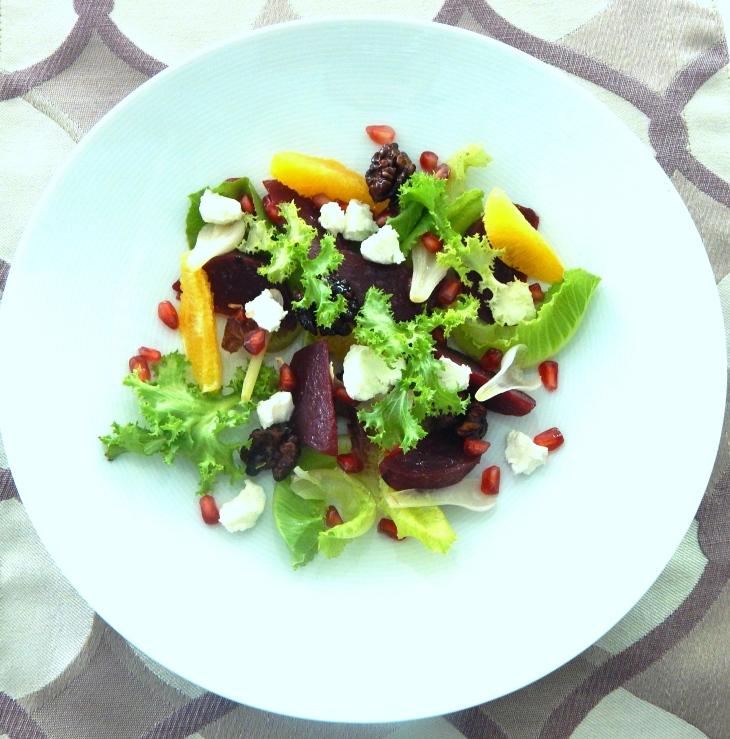 Goa PH Salad