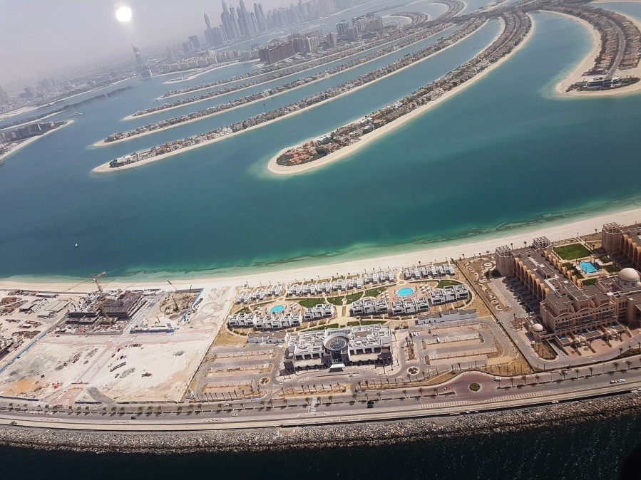 Adventures in Dubai with Helidubai