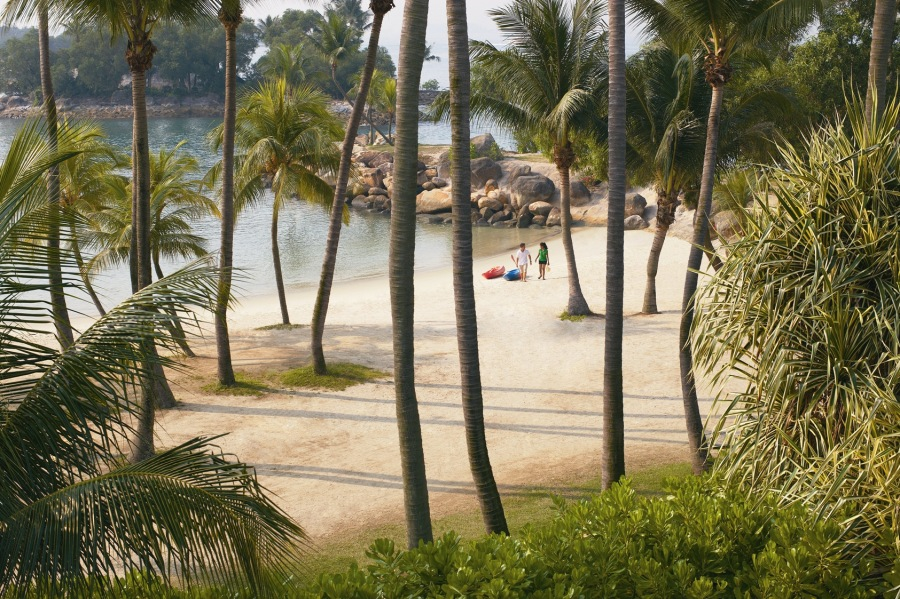 Singapore : Stay at the Shangri-La's Rasa Sentosa