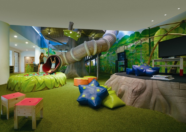 Cool Zone, the children's club