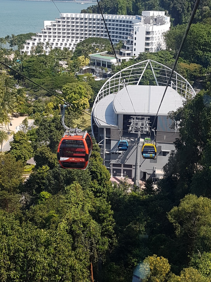 Attraction 2 Cable Car