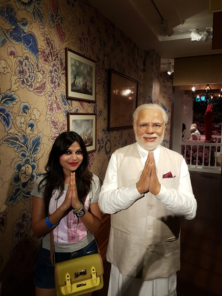 Attraction 3. Madam Tussauds Museum