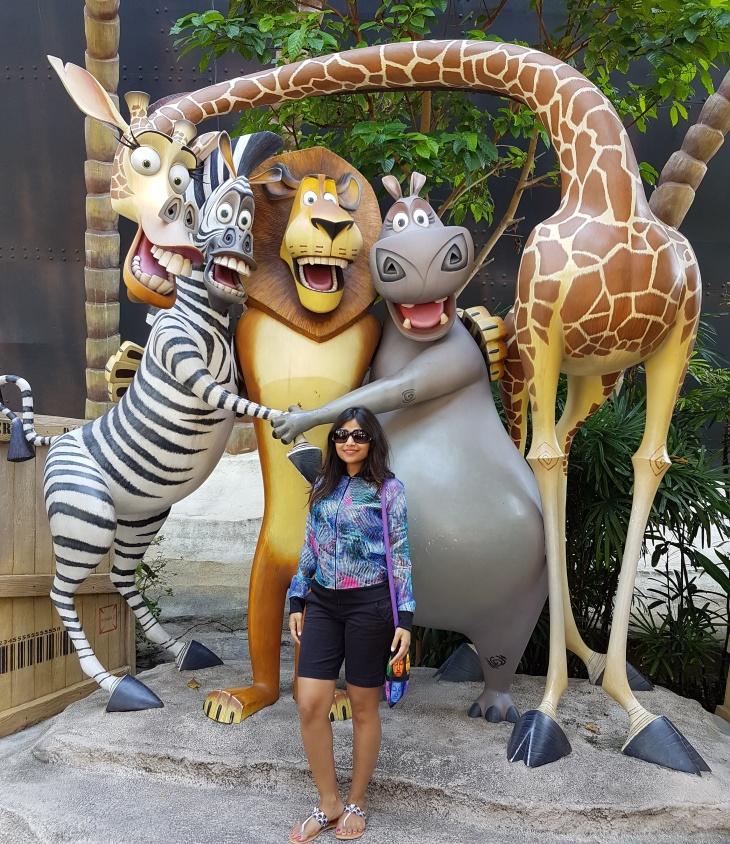 Attraction 8 Universal Studios