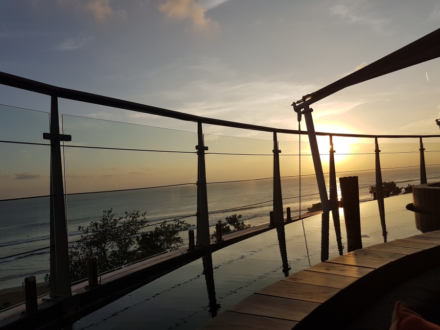 Travel Highlight: Double Six Luxury Hotel, Bali