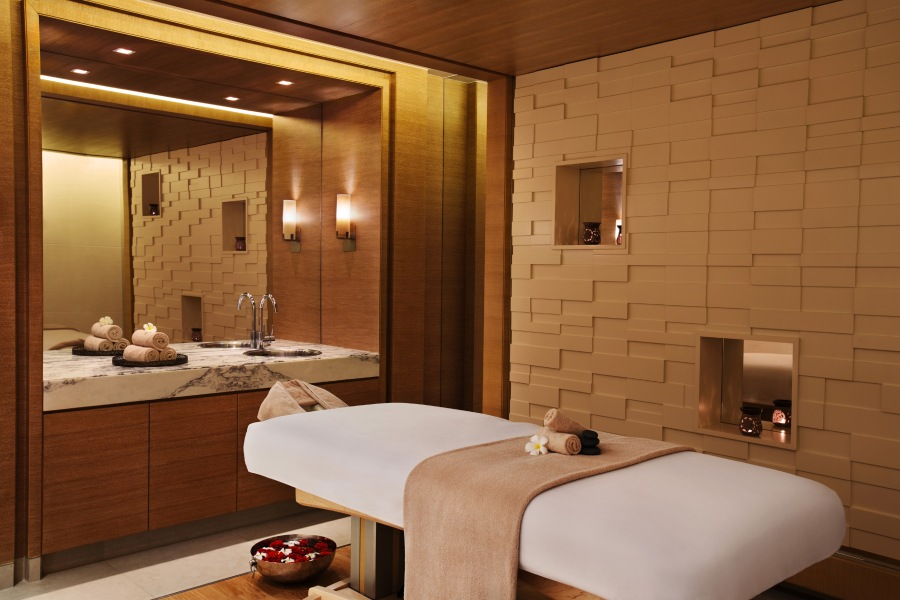 Spa Time at DoubleTree by Hilton Dubai Jumeirah Beach