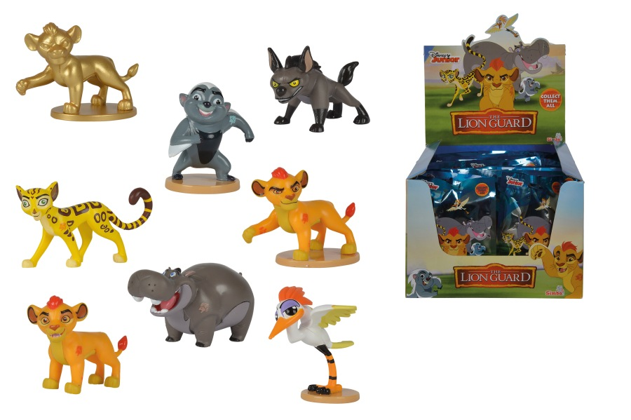 "Fun Begins with""The Lion Guard"""