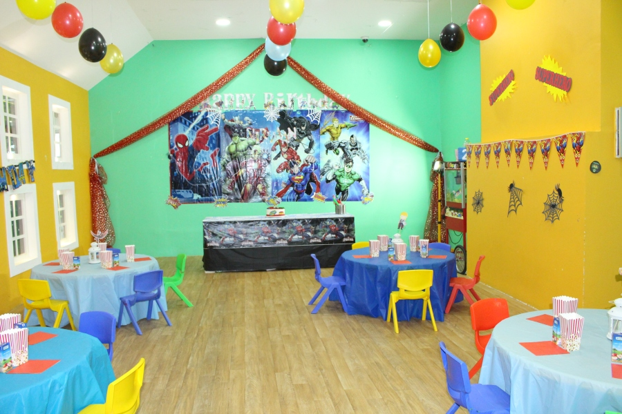Kids Fun at Kids HQ Dubai